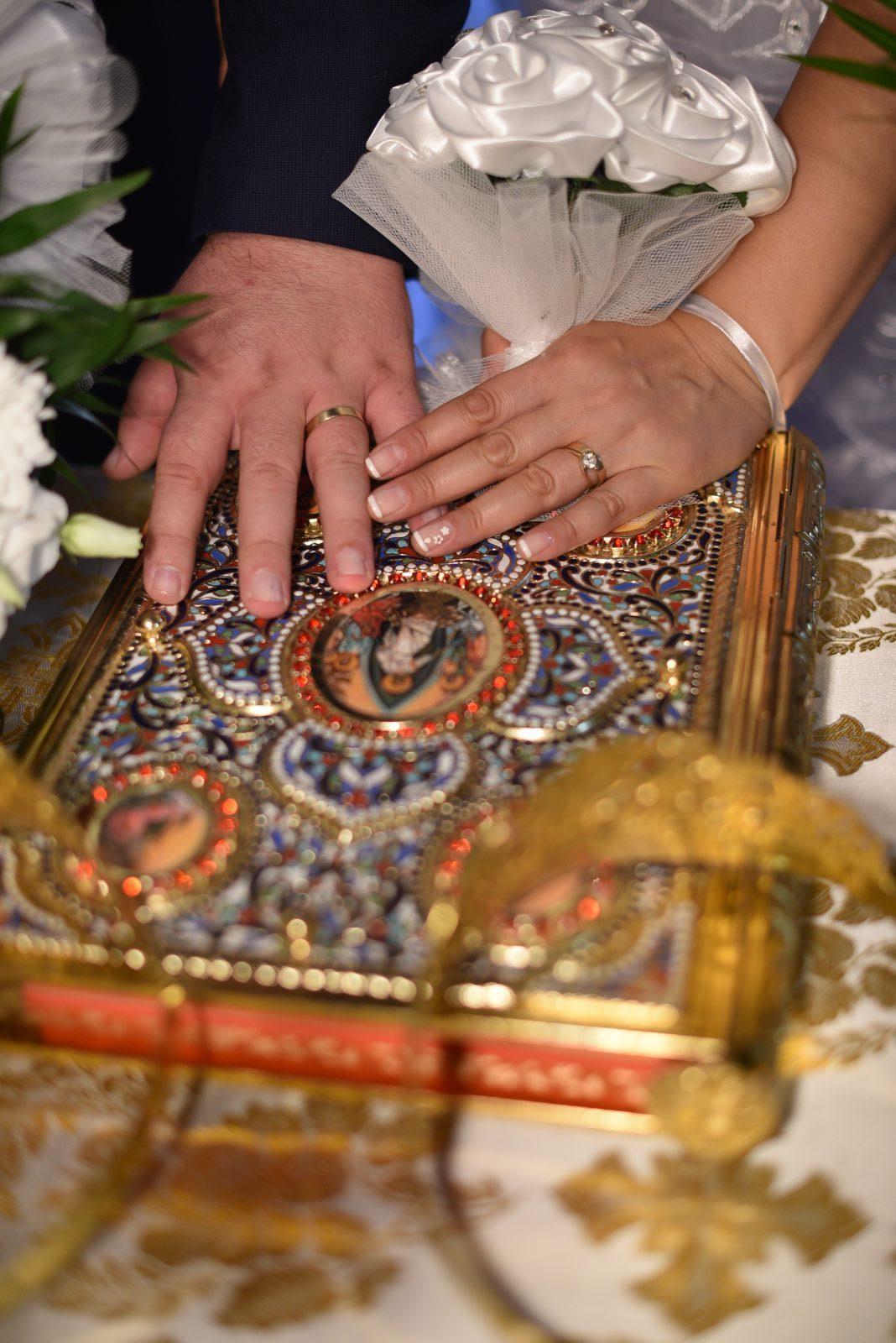cununie religioasa in Ramnicu Valcea