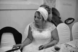 fotografie alb negru nunta